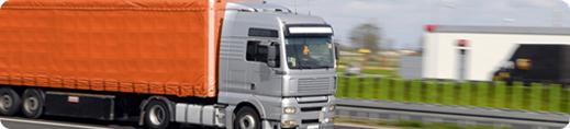 Conducteur routier de marchandises
